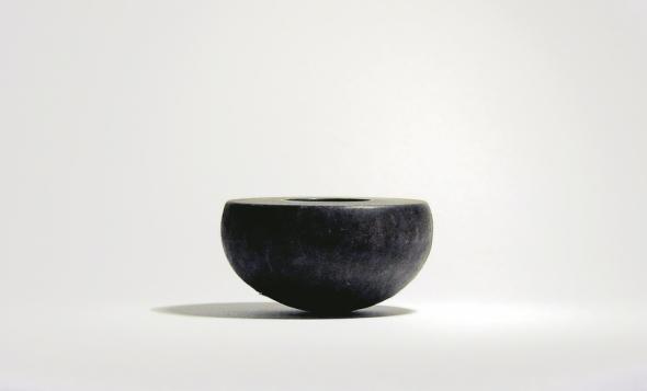 La Voce - Black Molasses 95 x 95 x 60 mm copper